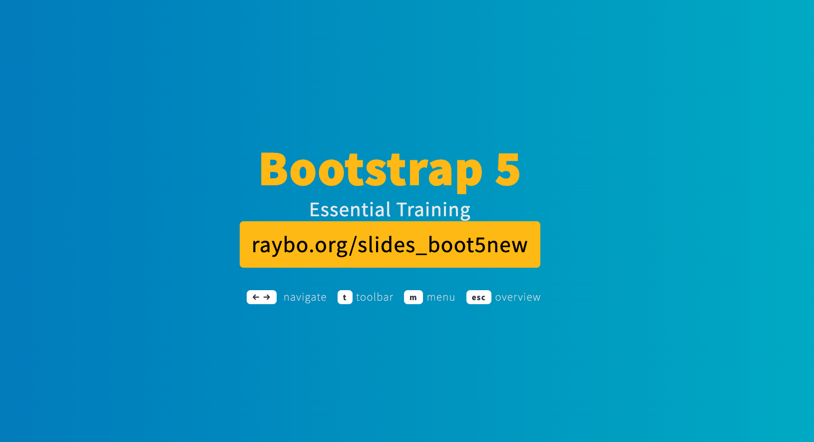 Bootstrap 5: New Features and Migration