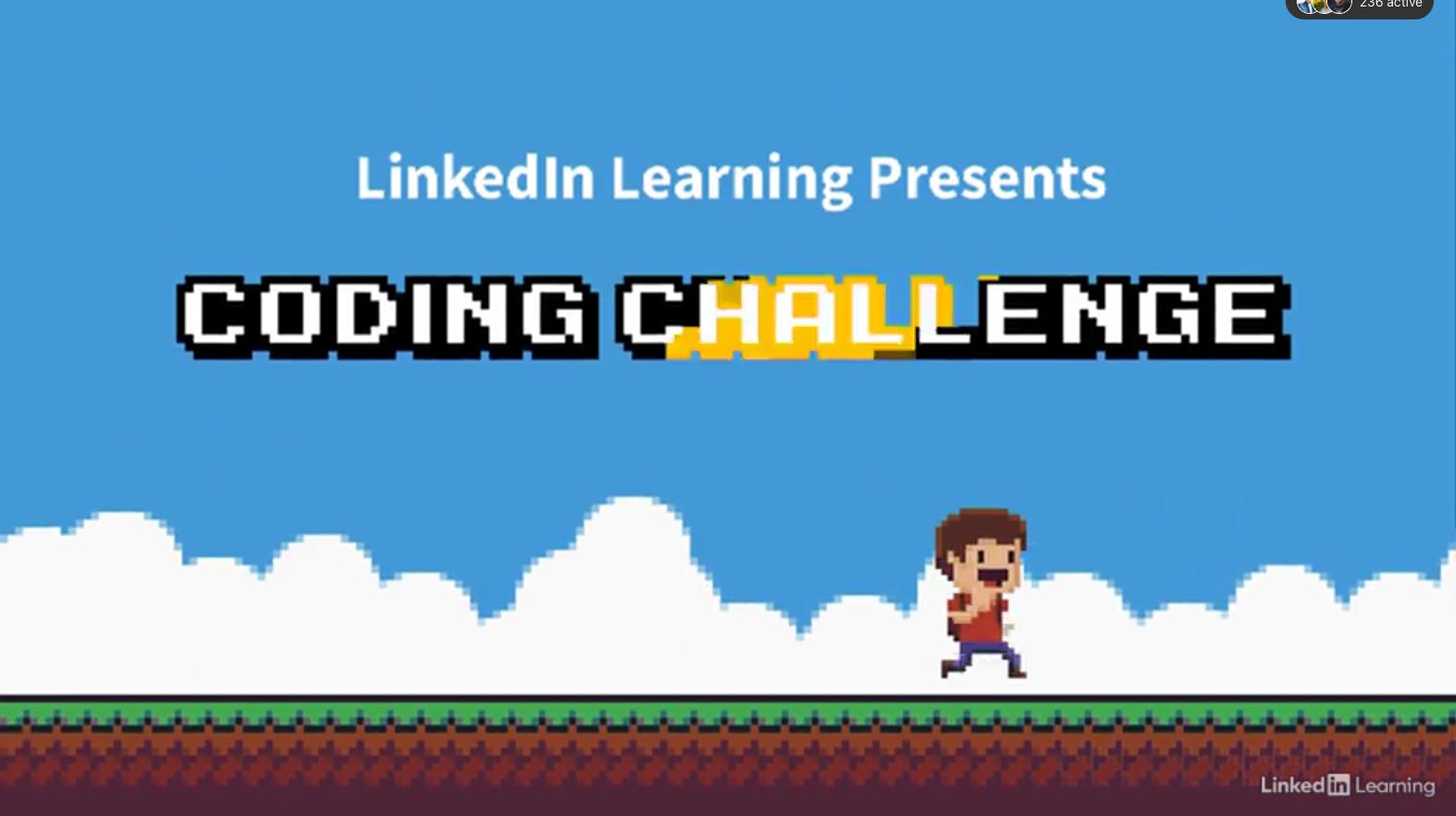 Github Code Challenges